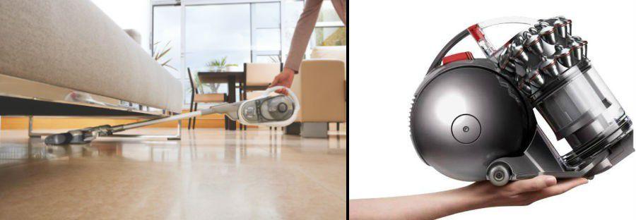 les meilleurs aspirateurs pour petits habitats. Black Bedroom Furniture Sets. Home Design Ideas