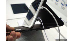 MWC 2015 – Un étui-recharge-modem 4G pour iPad chez Alcatel OneTouch