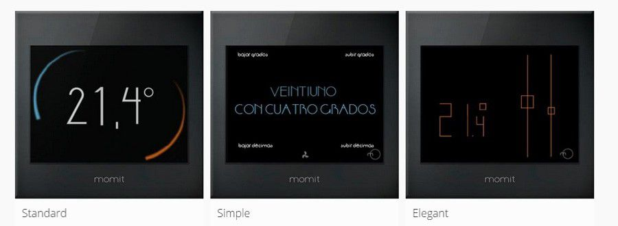 Momit Smart Thermostat(1)