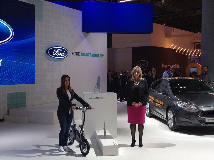 Ford MWC 2015 barbe