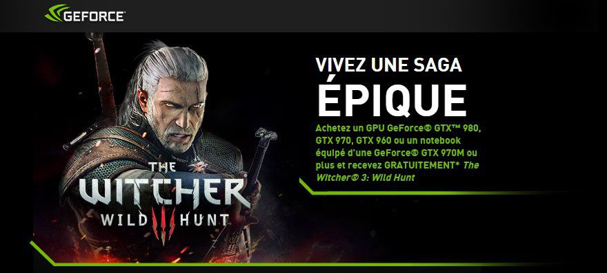 Nvidia witcher 3