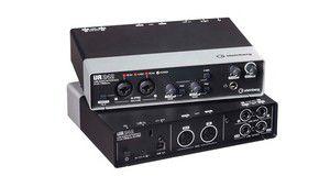 Une nouvelle interface audio USB pour Steinberg: l'UR242