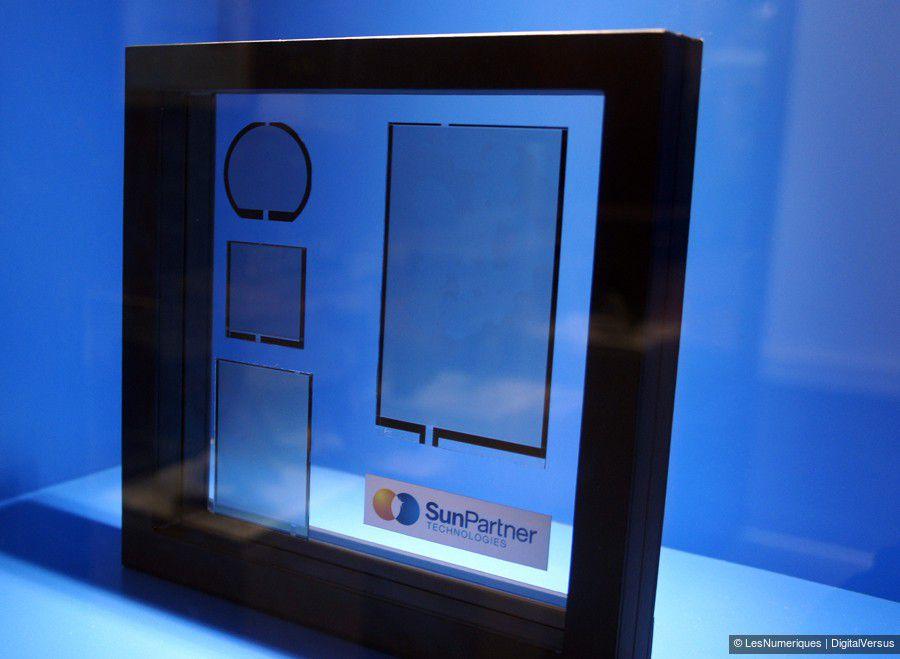 Sunpartner technologies wysips MWC