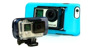 CAMpanion, le support smartphone porte GoPro (et vice versa)