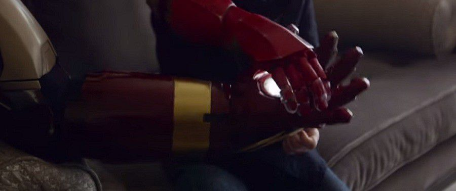 Iron Man proth%C3%A8se