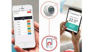 Honeywell lance un nouveau thermostat connecté rond et basique