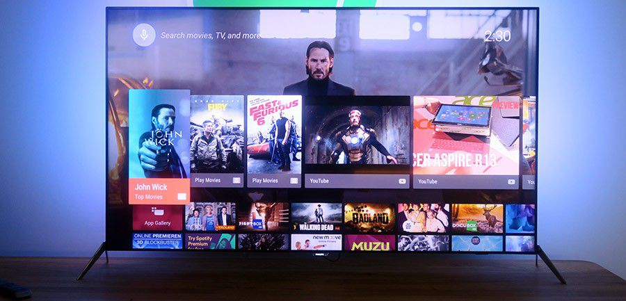 Philips 2015 androidtv