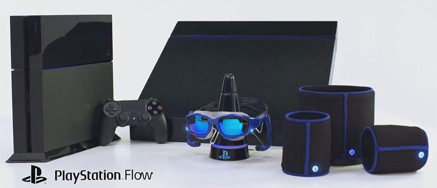 PlayStation Flow 20150401