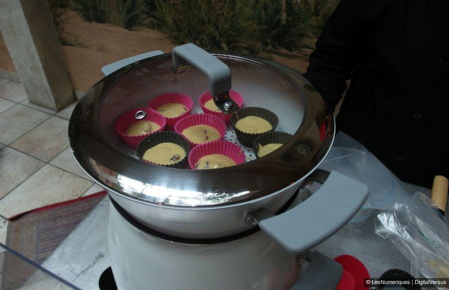 Couscook cuisson vapeur
