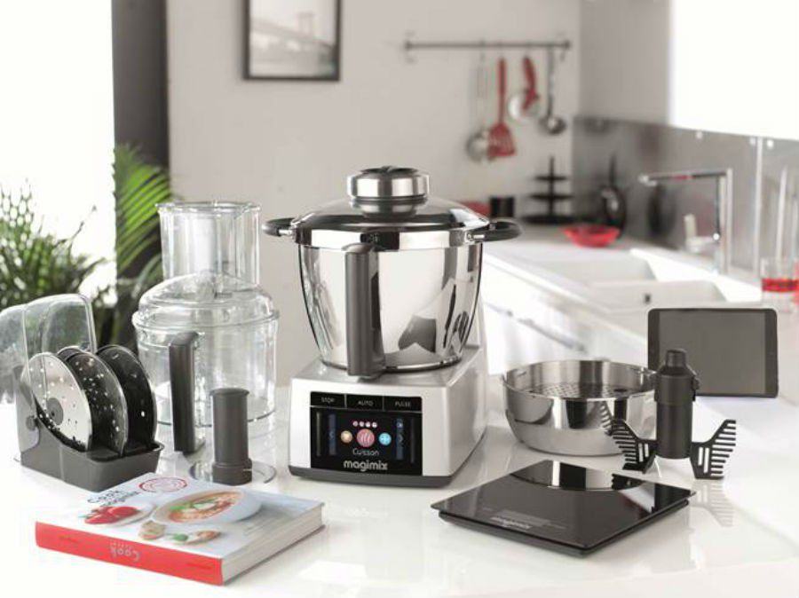 magimix cook expert un robot qui r pe et coupe en rondelles aussi. Black Bedroom Furniture Sets. Home Design Ideas