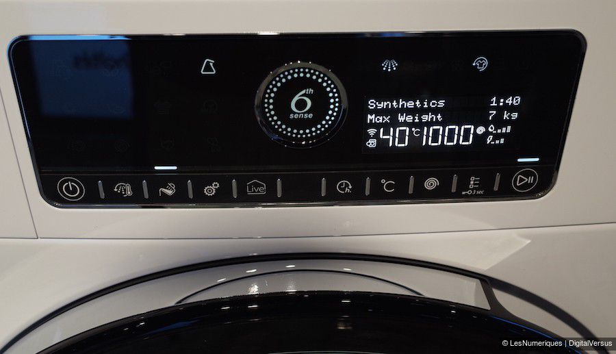 Whirlpool interface sixieme sens