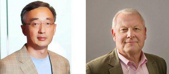 Li Gong et Rick Fant