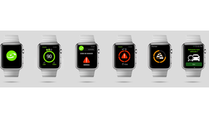 Apple Watch: iCoyote en temps et en heure