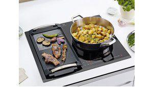 Electrolux: trois tables de cuisson à induction modulables