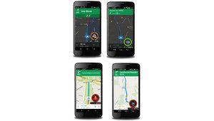 Coyote: le widget iCoyote s'affiche sur Android