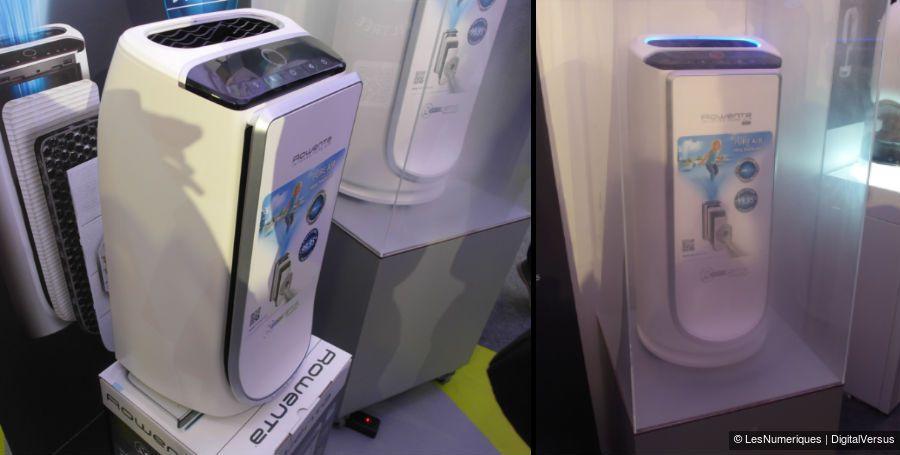 Rowenta Intense Pure Air Foire Paris