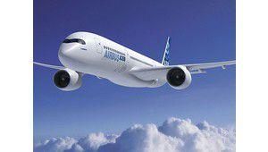 Airbus A350, l'avion aux composants imprimés en 3D