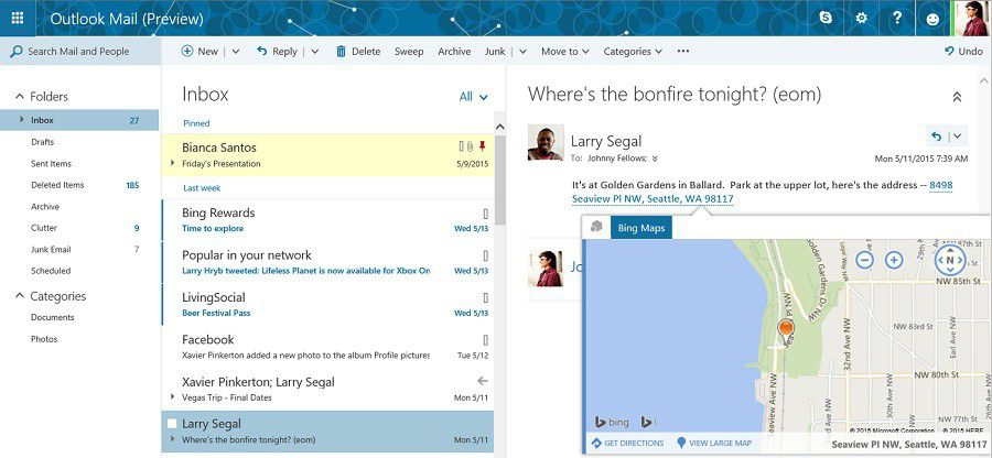 New ways to get more done in Outlook com 1