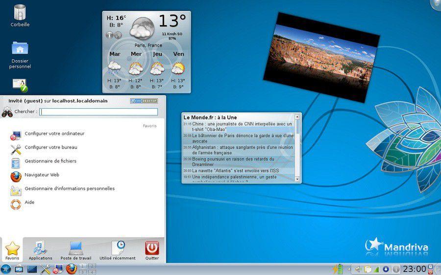 Mandriva Linux 2010