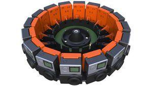 Google Jump: un rig, 16 GoPro Hero 4, une vidéo à (presque) 360°