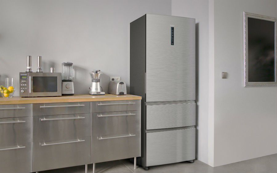 refrigerateur inox 70 cm. Black Bedroom Furniture Sets. Home Design Ideas