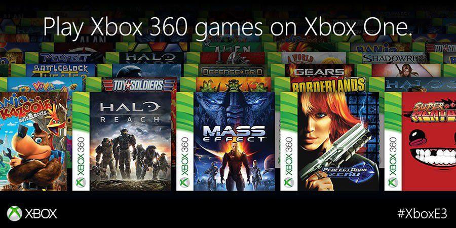 XboxOne retro 360