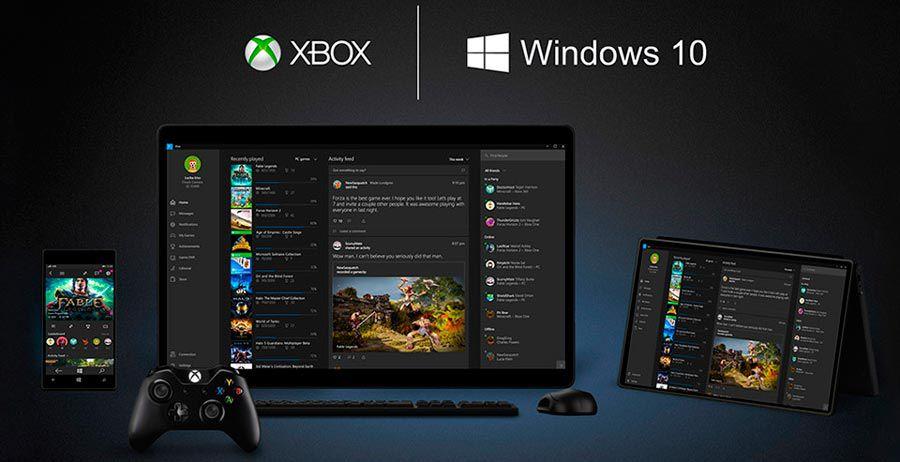Xbox gaming win10 960