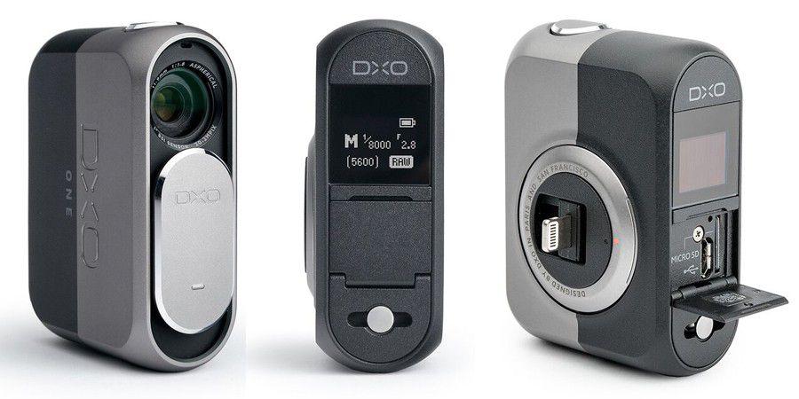 DxO One camera