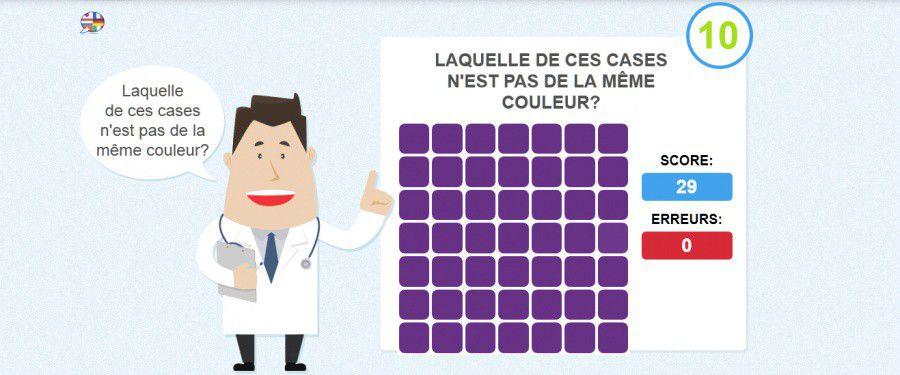 Assez Testez votre perception des couleurs avec le jeu iGame's Eye Test JH36