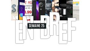 Top 10 Actus: Soldes en approche, 5 smartphones double-SIM