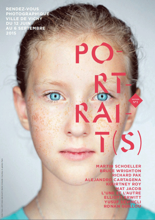 Portraits Festival Photo Vichy 2015