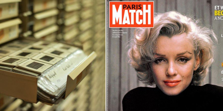 Paris match archive