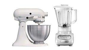 Soldes – Un blender et un robot pâtissier KitchenAid pour 300€