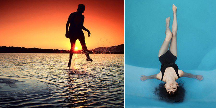Astuce photo : photographier le bord de l'eau