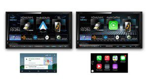 Kenwood Excelon DDX9902S / DDX9702S : CarPlay ET Android Car