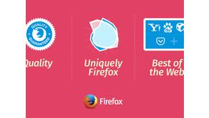 Firefox: une stratégie en 3 points pour reconquérir les internautes