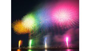 Photographier le feu d'artifice du 14 Juillet (et tous ceux de l'été)