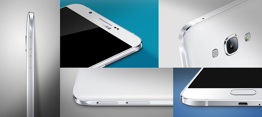 Samsung galaxy a8 4