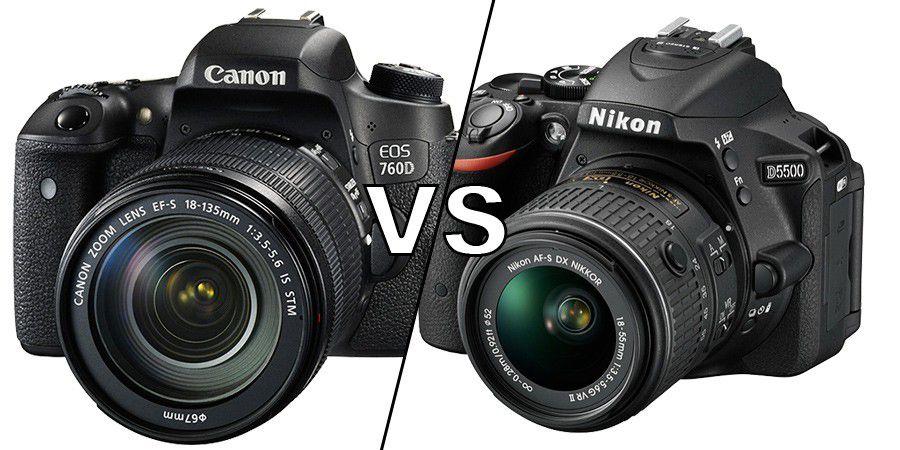 D760 vs 5500