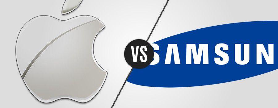 Apple vs samsung new