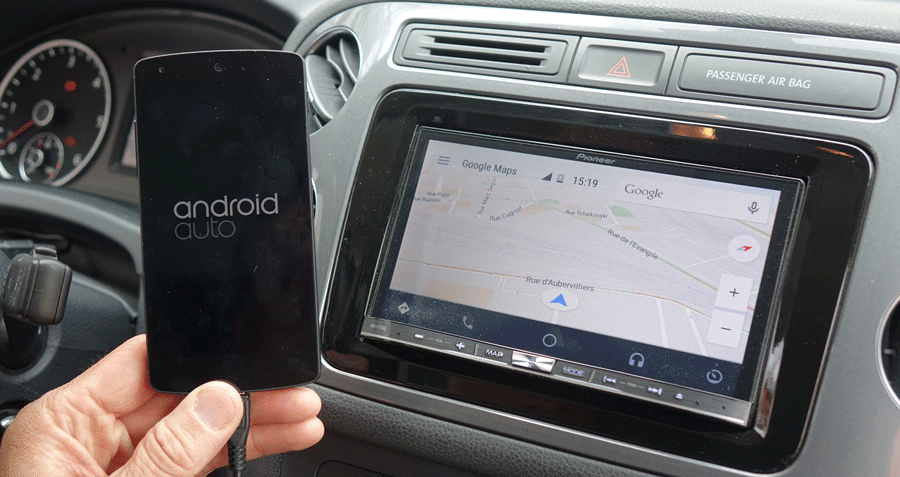 Android Auto 1
