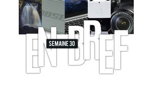 Top 5 des tests de la semaine : Sony KD-55X8505C, Soundlink Mini II