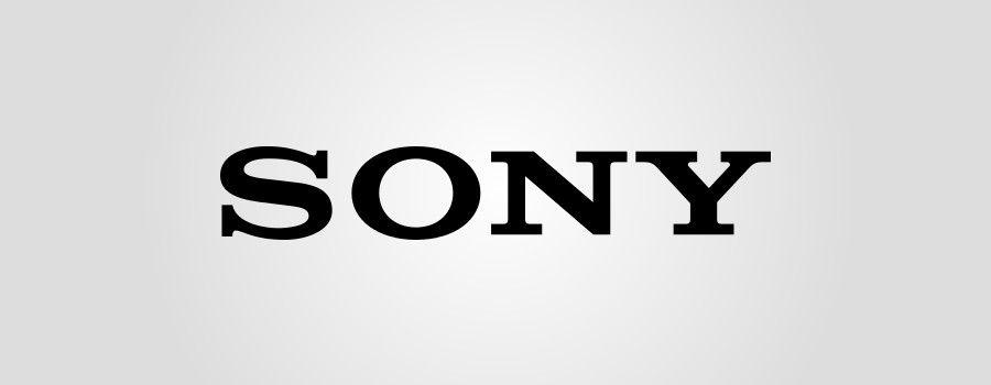 Sony logo 500