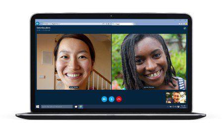 Skype multi
