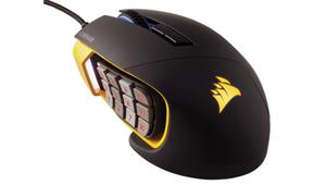 Gamescom 2015 – Corsair Scimitar RGB, pour les joueurs de MMO et MOBA