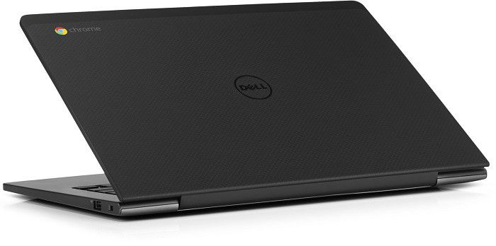 Dell Chromebook 13 back