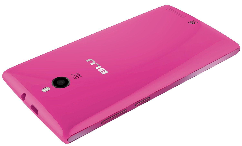 BLU Win JR LTE backquer