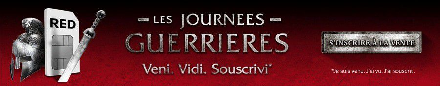 SFR journ%C3%A9es guerrieres august