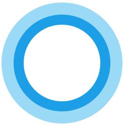 Cortana logo