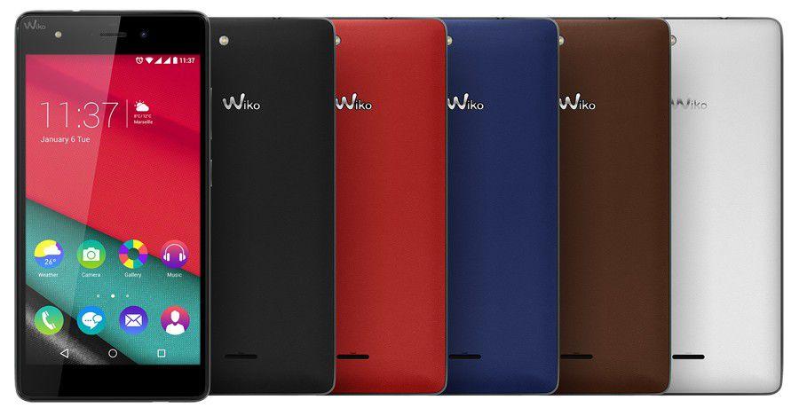 wiko pulp 4G IFA